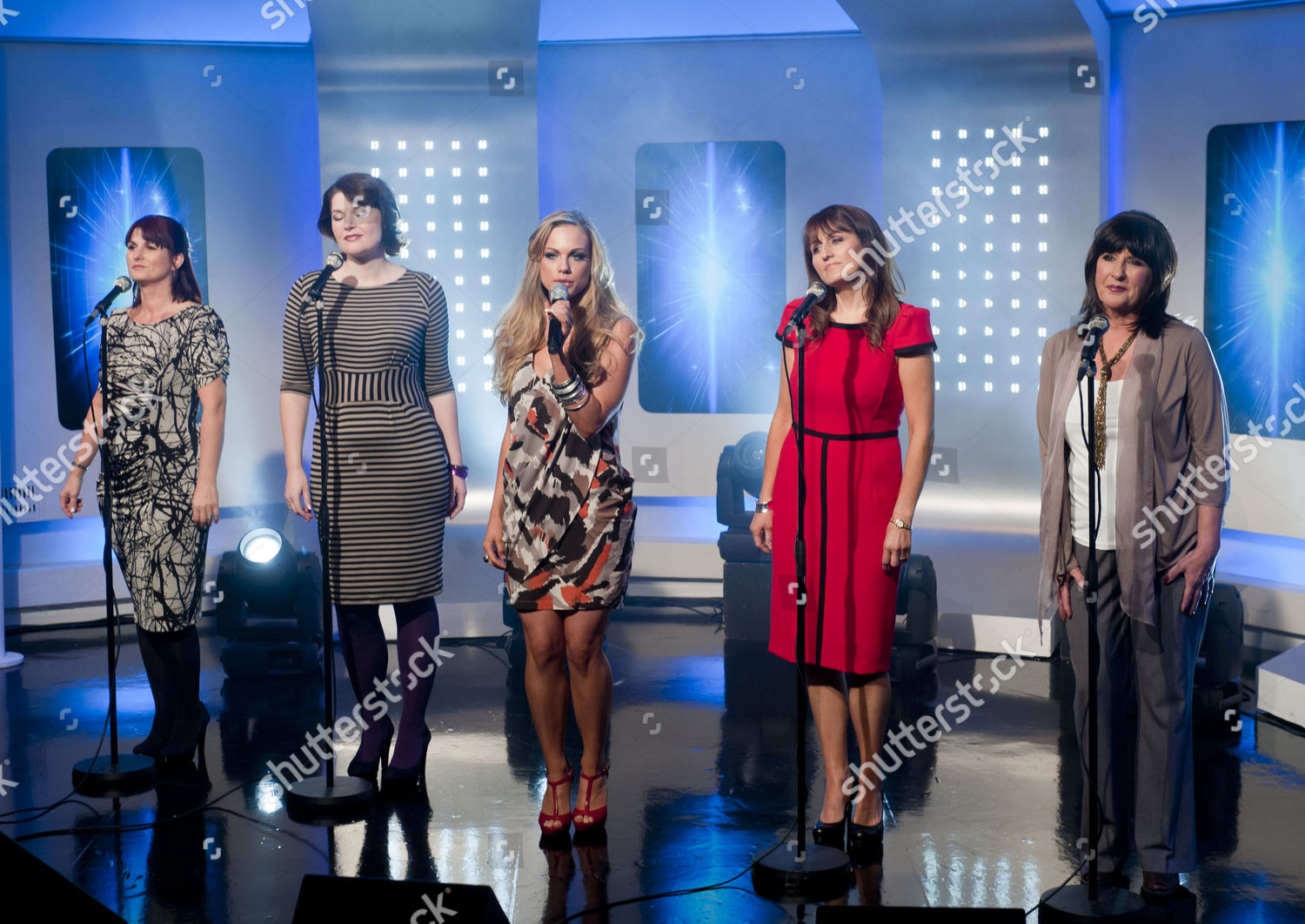 Stock photo of 'This Morning' TV Programme, London, Britain. - 26 Oct 2010