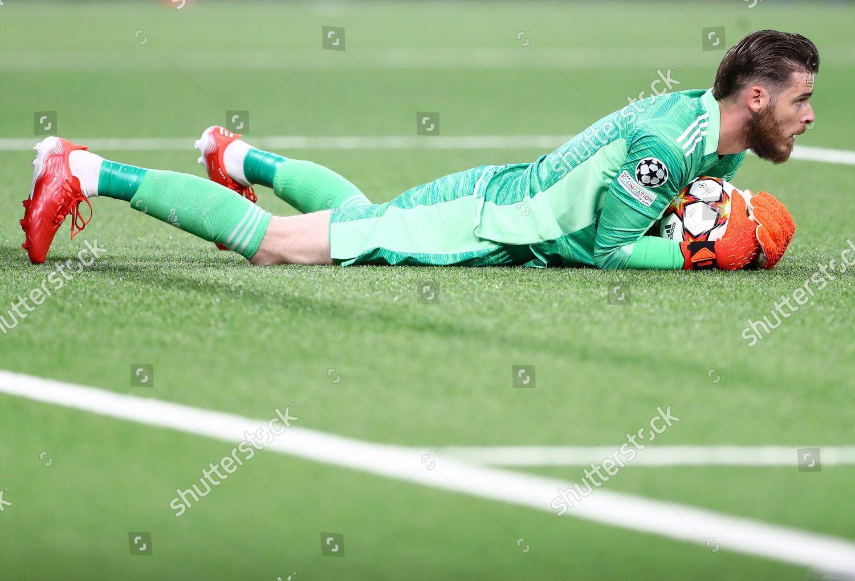 Manchester United goalkeeper David De Gea Editorial Stock ...