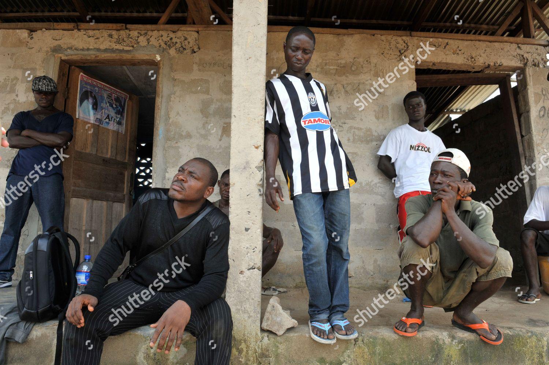 Joshua Milton Blahyi v črni barvi Uredništvo Foto-6942