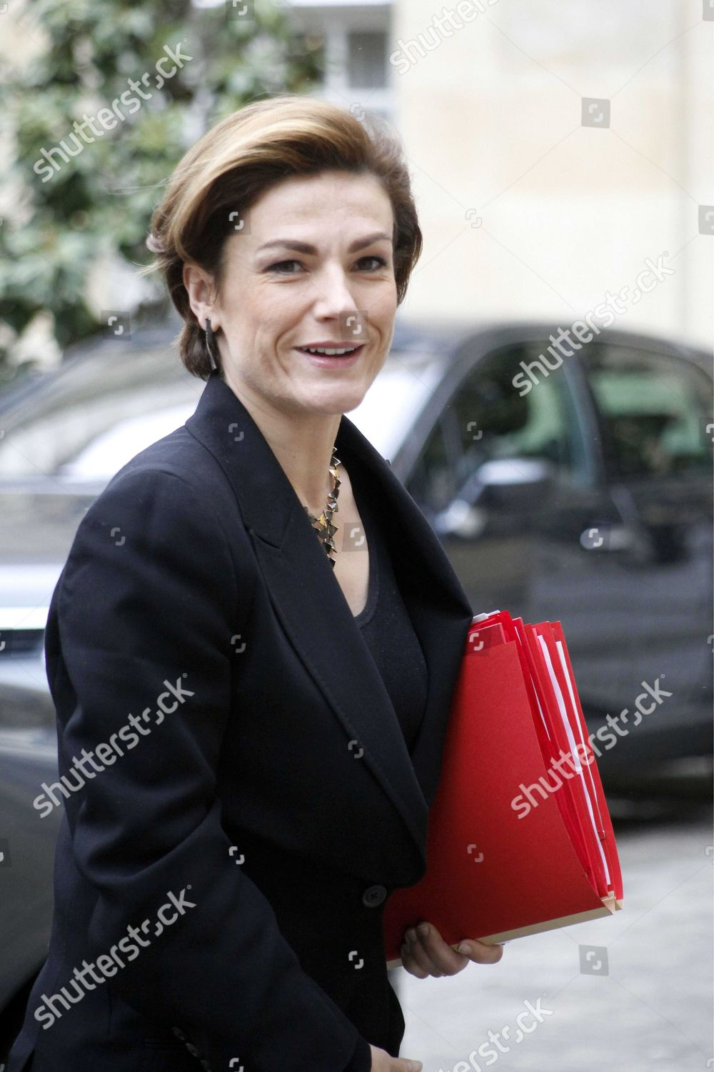 Stock photo of Government Meeting Focusing on 'Future Investment' Paris, France - 03 May 2010