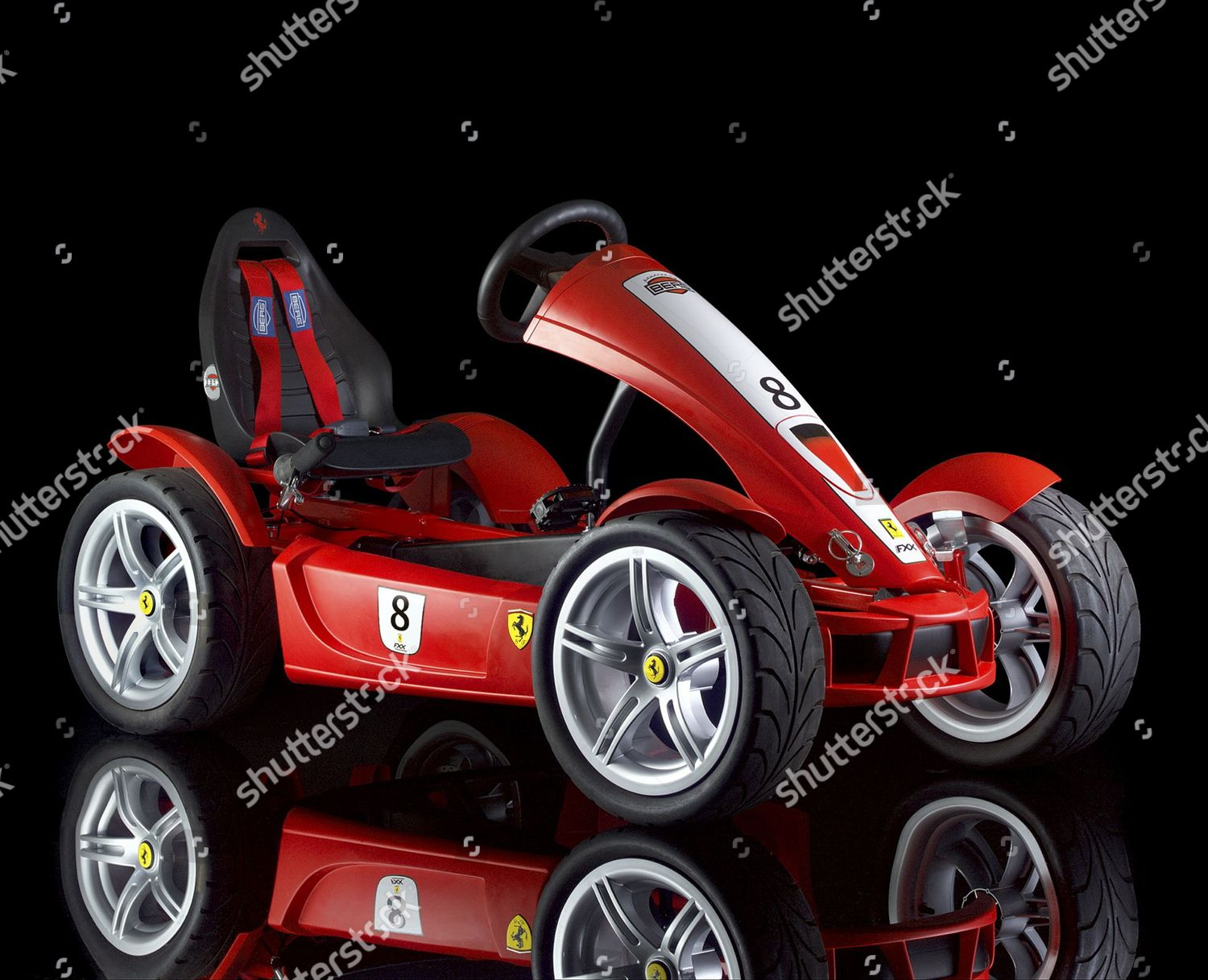 Ferrari Fxx Formula 1 Pedal Gokart That Editorial Stock Photo Stock Image Shutterstock