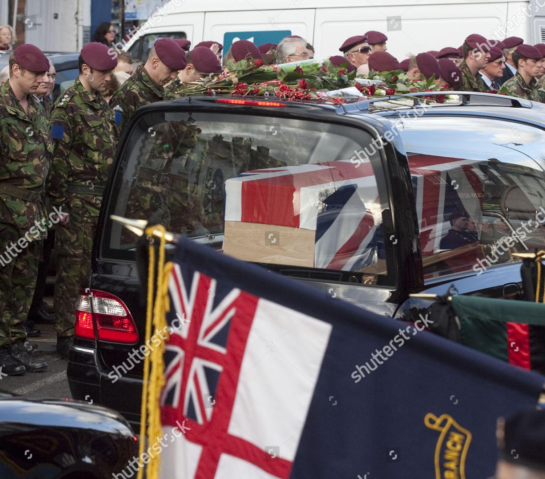 Repatriation Private Martin Bell 2nd Battalion Parachute