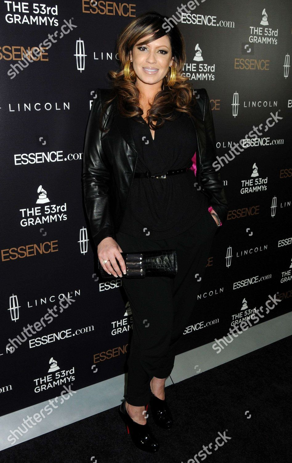 Stock photo of 2nd Annual ESSENCE Black Women in Music Event, Los Angeles, America - 09 Feb 2011