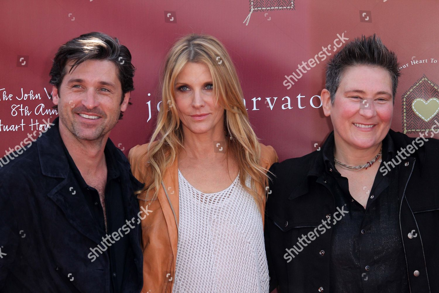 Stock photo of John Varvatos 8th Annual Stuart House Benefit, Los Angeles, America - 13 Mar 2011