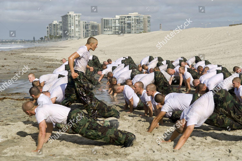 US Navy SEALS training Editorial Stock Photo - Stock Image