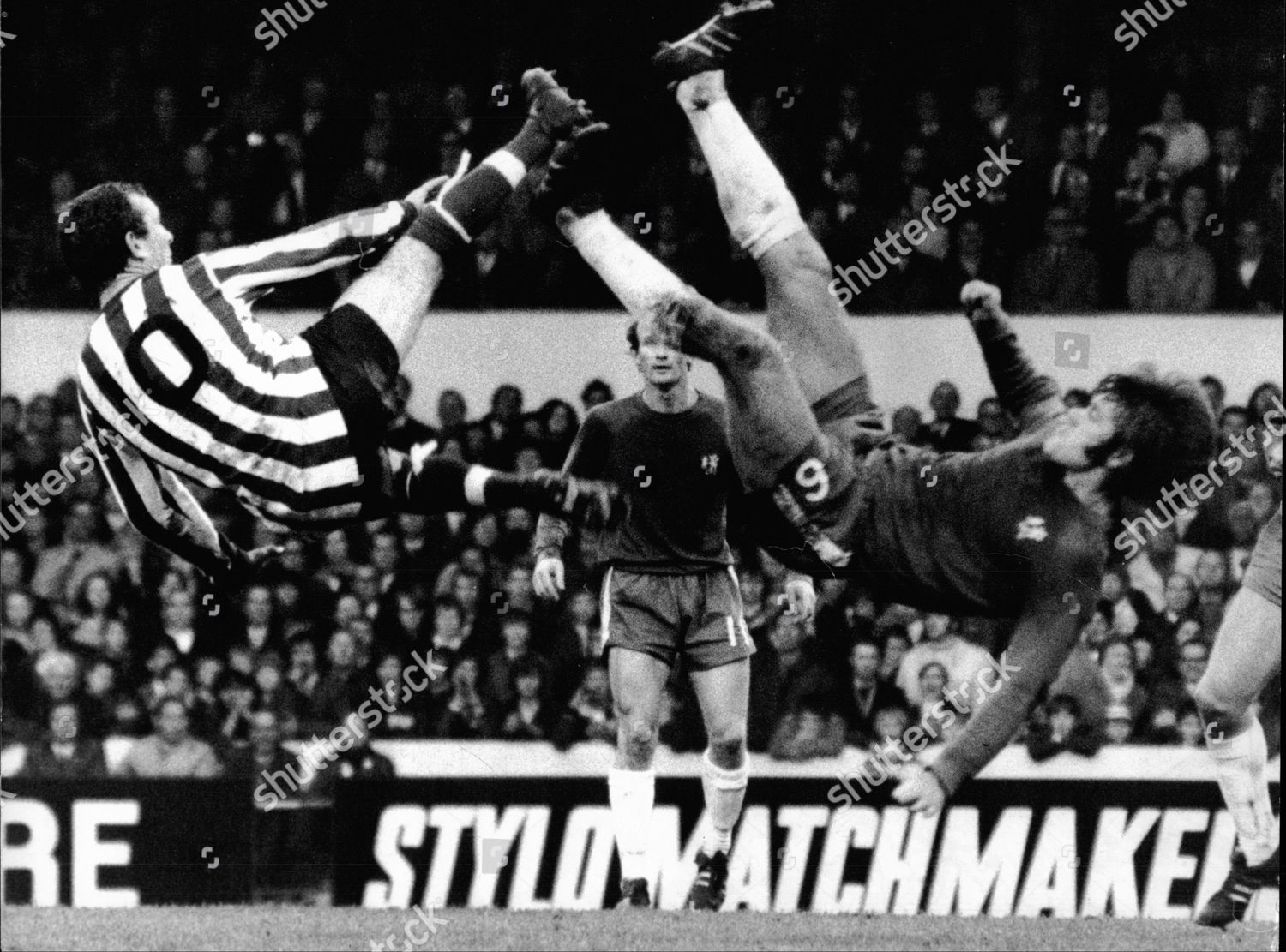 Football Club Games 1970 1971 Chelsea Vs Editorial Stock Photo ...