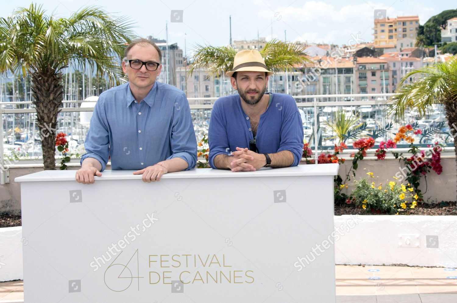Stock photo of 'Michael' film photocall at the 64th Annual Cannes Film Festival, Cannes, France - 15 May 2011