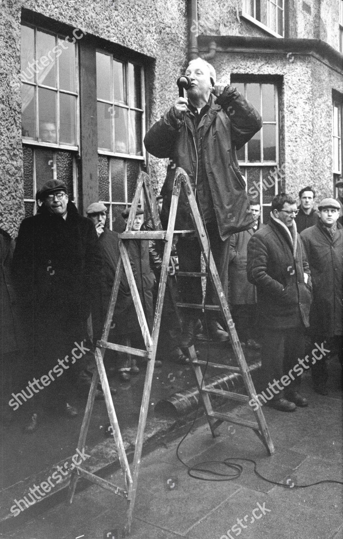 Jack Dash 23 February 1907 8 June Editorial Stock Photo