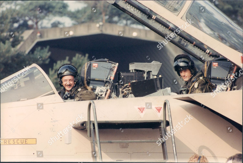 Gulf War Mobilisation British Forces Royal Air Editorial