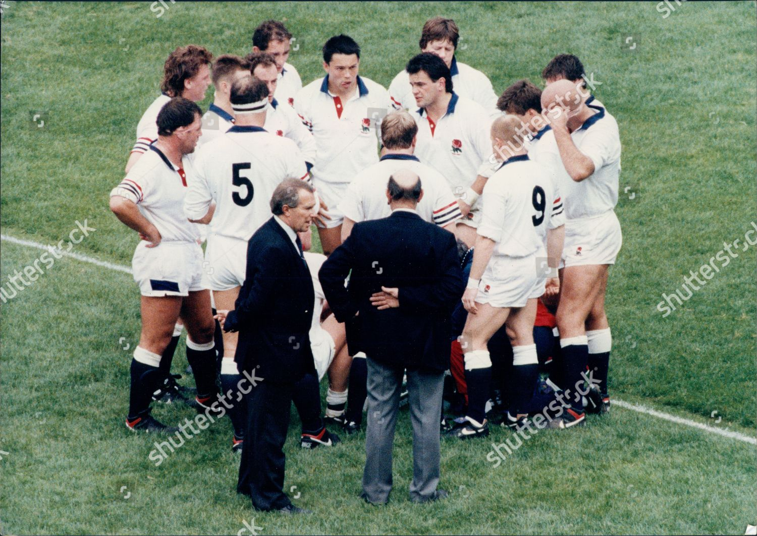 Rugby Union World Cup 1991 Pool 1 Match England V United States
