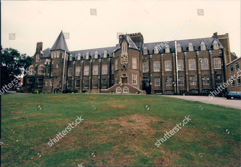 Virgo Fidelis Comprehensive School Upper Norwood London Editorial Stock  Photo - Stock Image