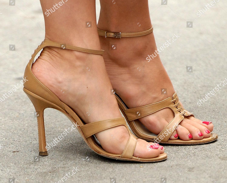 Selma blair feet