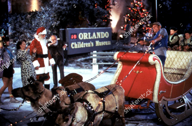 Ernest Saves Christmas Santa.Ernest Saves Christmas Jim Varney Editorial Stock Photo