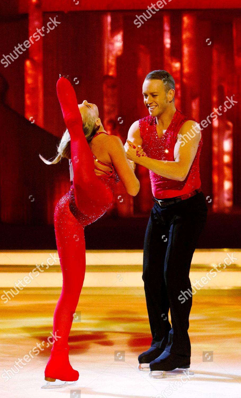 Jennifer Ellison Injures Herself While Performing Scorpion Editorial Stock Photo Stock Image Shutterstock