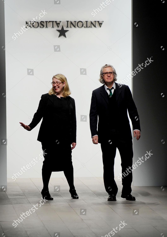 Stock photo of Antoni and Alison show, Autumn Winter 2012, London Fashion Week, London, Britain - 17 Feb 2012