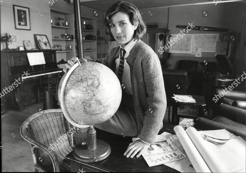 Harriet Walter Actress Here Globe Publicising Her Editorial Stock