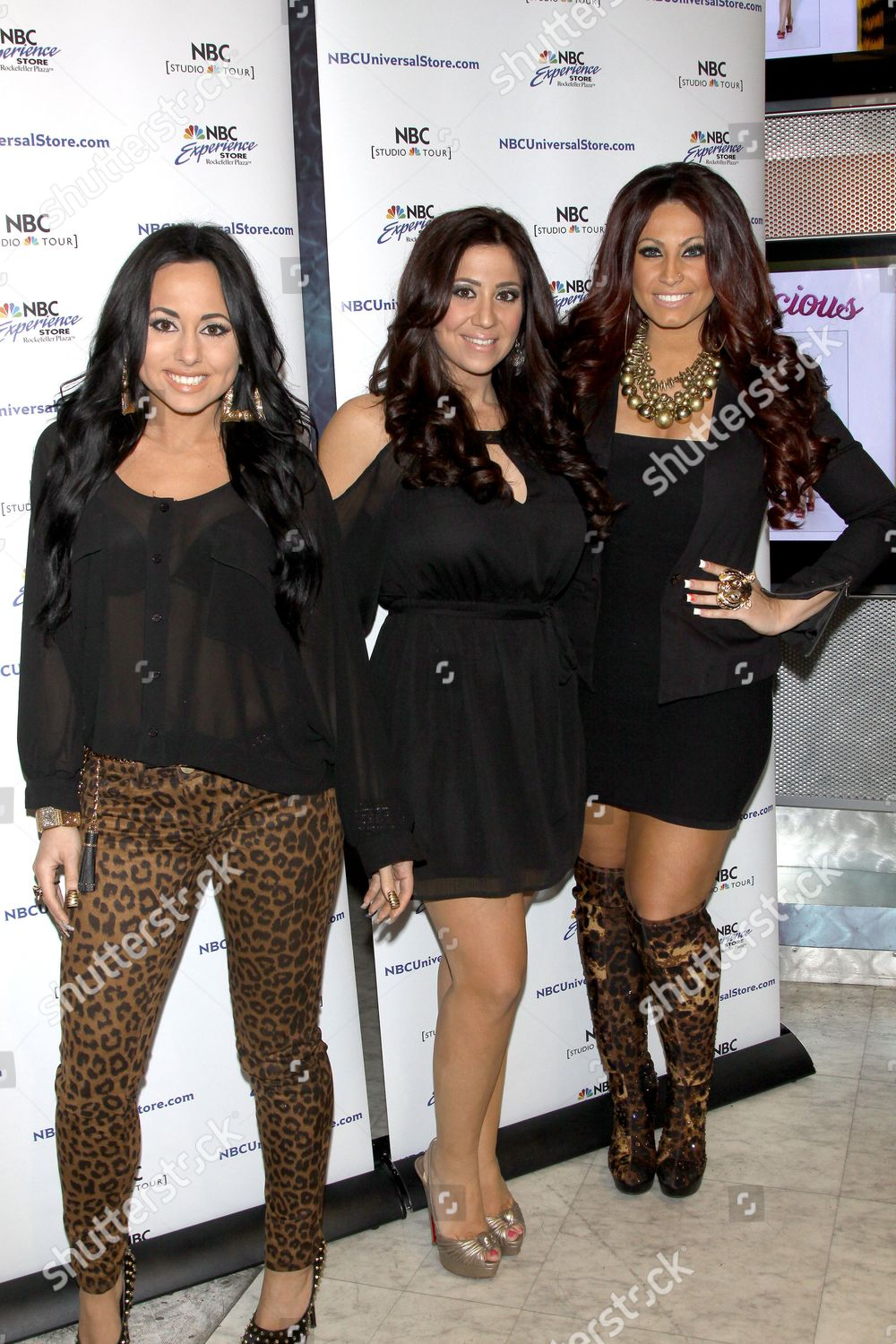 Now olivia jerseylicious How did