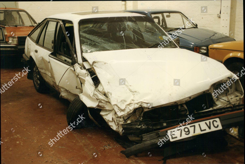 Stolen Vauxhall Cavalier Motorcar Wrecked By Joyriders