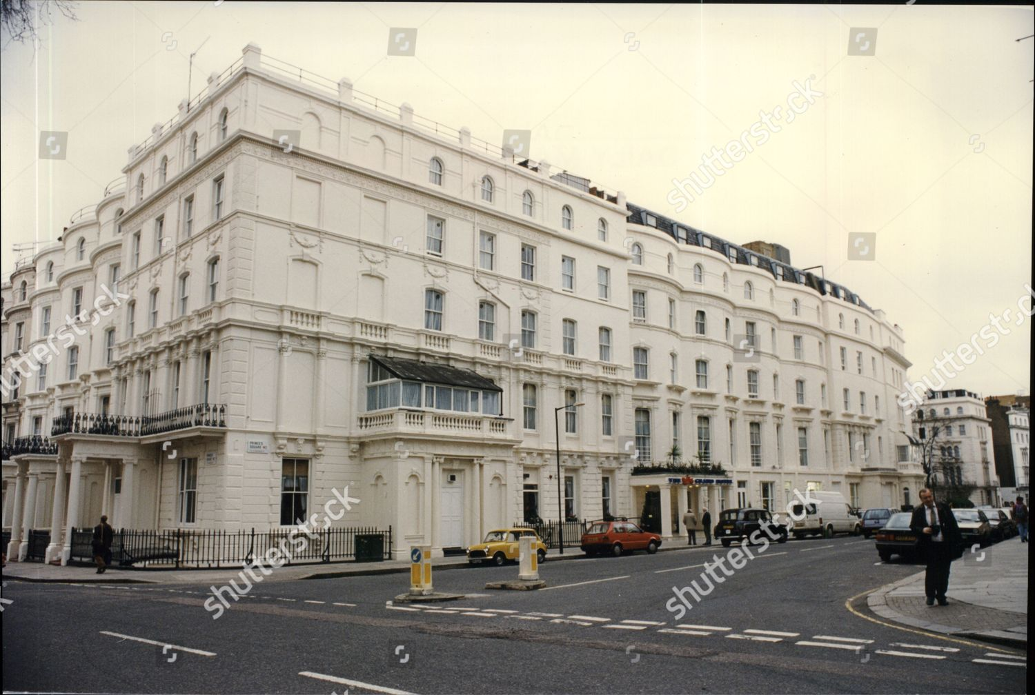 Exterior Butlins Grand Hotel Bayswater London Editorial Stock Photo Stock Image Shutterstock