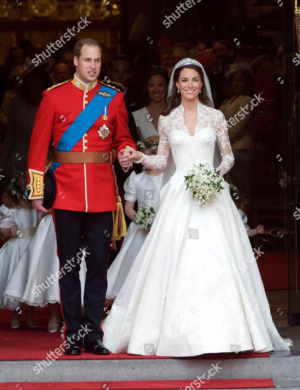 Royal Wedding Prince William Wales Catherine Middleton ...