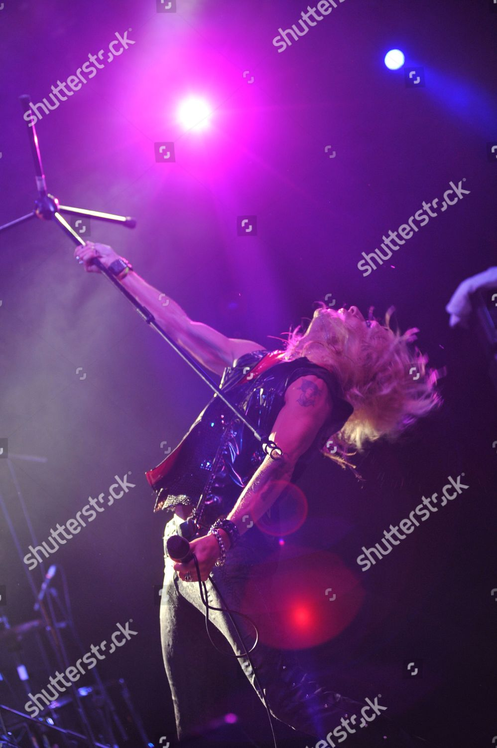 Michael Monroe Editorial Stock Photo - Stock Image | Shutterstock