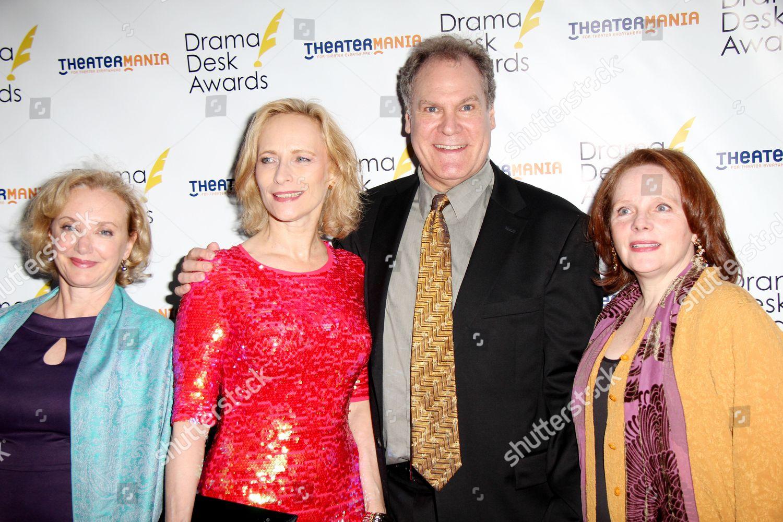 Stock photo of 57th Annual Drama Desk Awards, New York, America - 03 Jun 2012