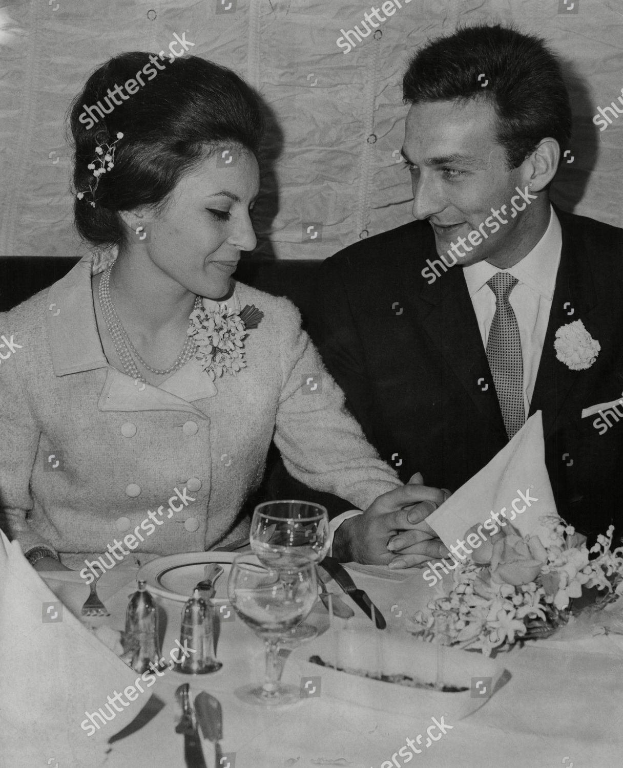 Editorial Stock Photo Of Pierre Orloff Marries Princess Fadia