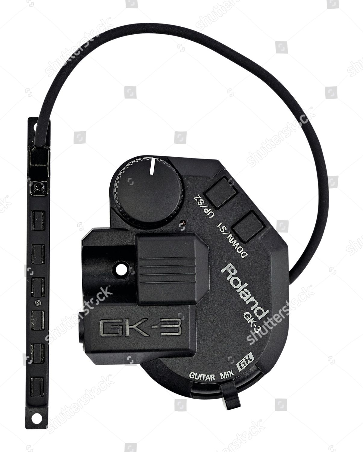 Roland Gk3 Electric Guitar Pickup February 10 Editorial Stock Photo