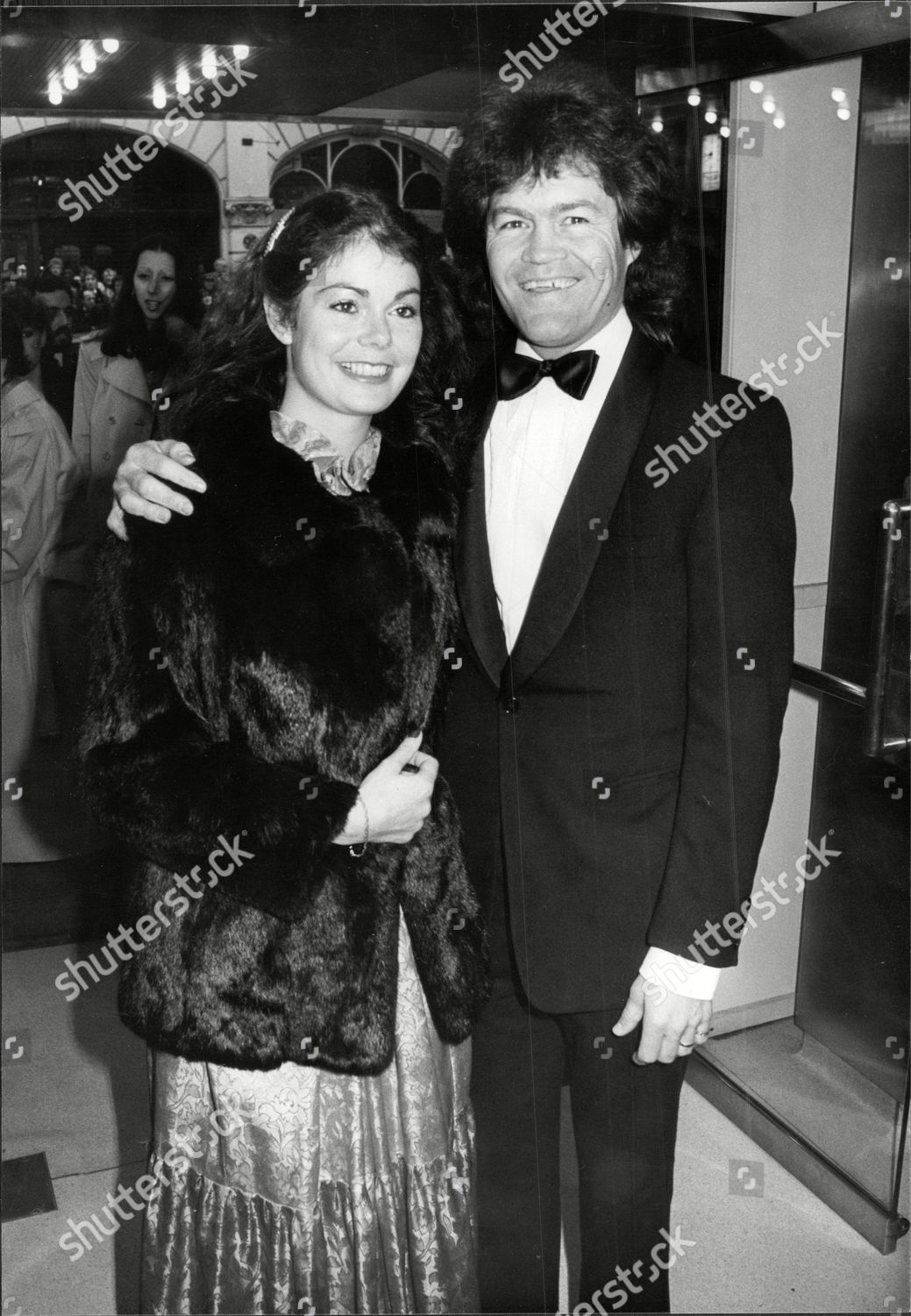 Pop Group Monkees Micky Dolenz Wife Trina Editorial Stock