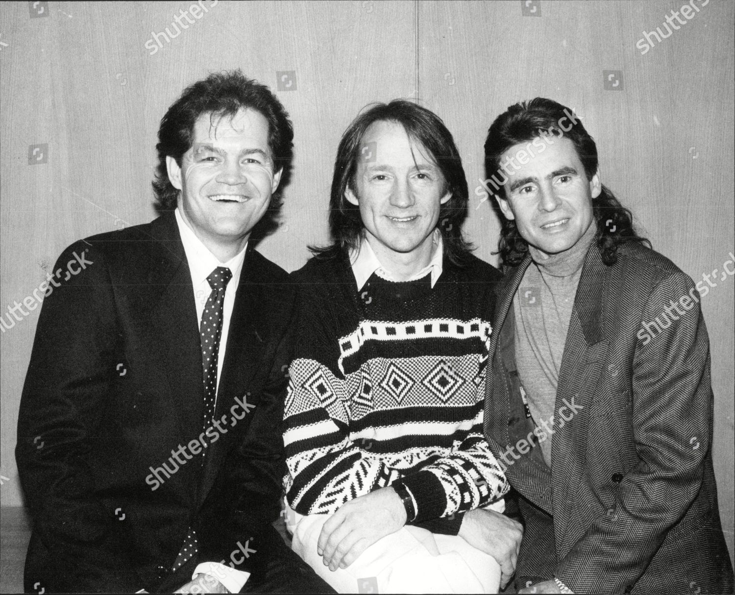 Pop Group Monkees Lr Micky Dolenz Peter Editorial Stock
