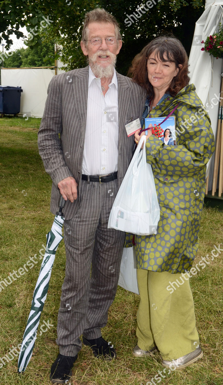 Stock photo of RHS Hampton Court Flower Show, London, Britain - 02 Jul 2012