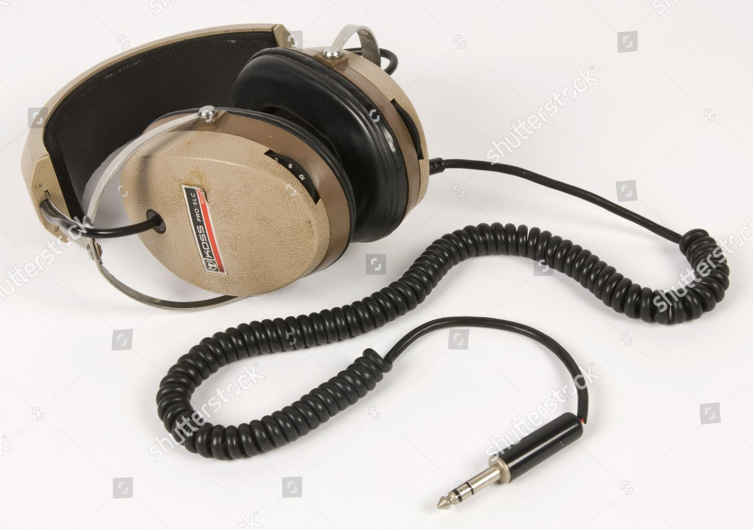 Vintage Audio Gear Shoot Stock Image by Classic Rock Magazine for editorial  use, May 5, 2011
