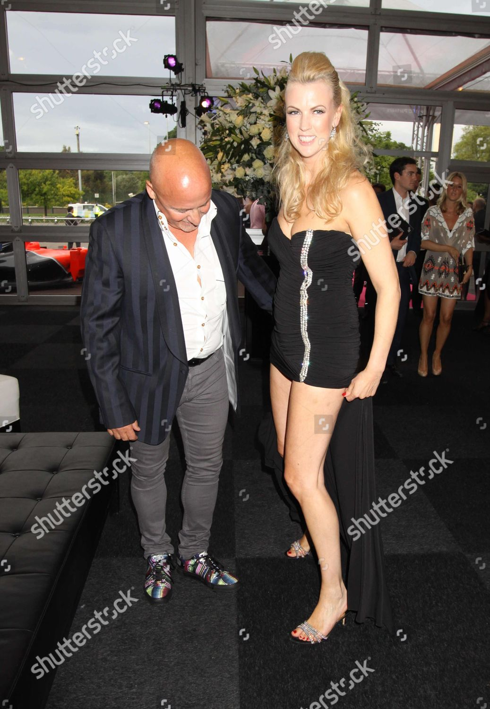 Stock photo of F1 party, Battersea, London, Britain - 04 Jul 2012