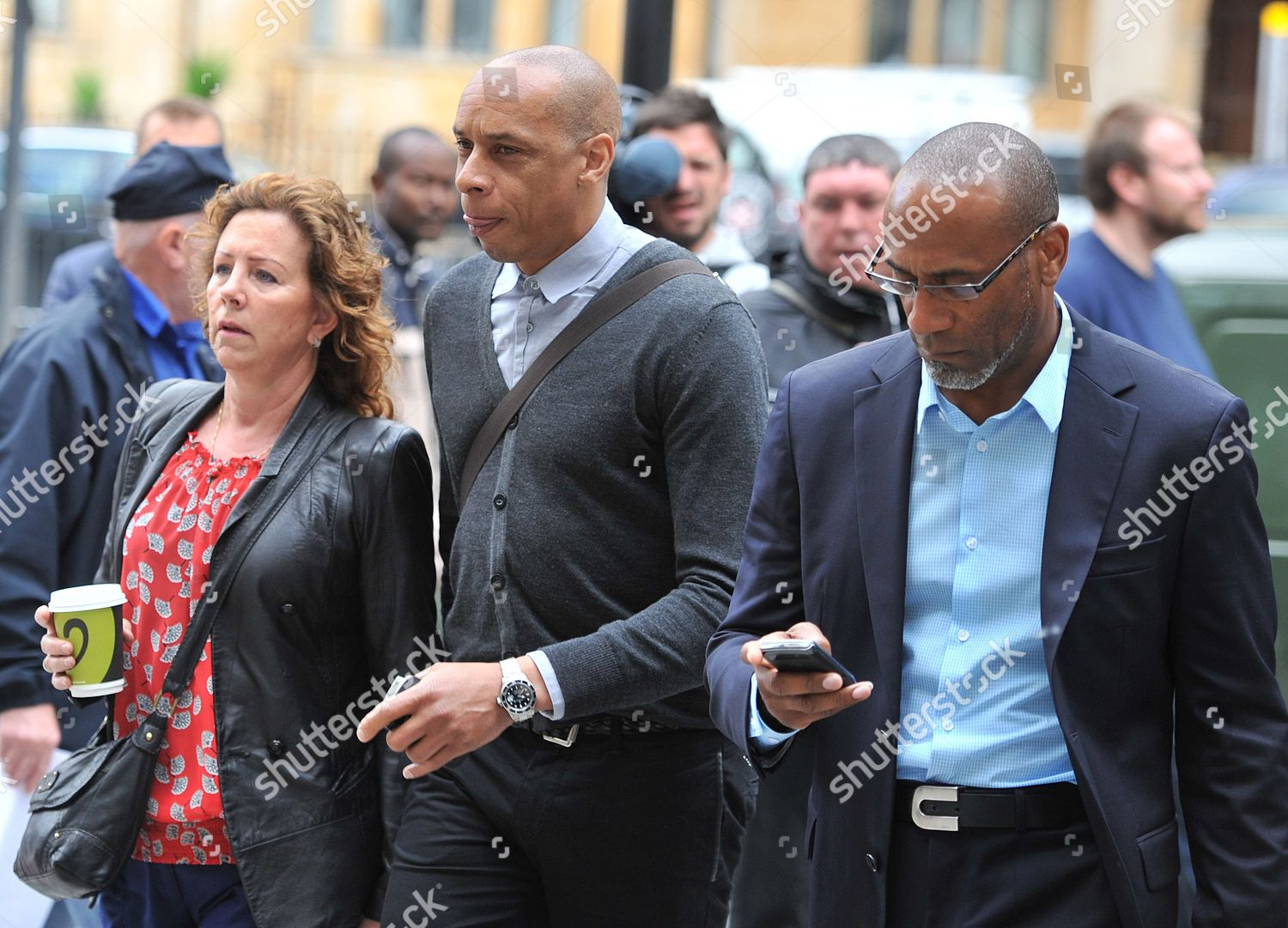 Stock photo of John Terry racially-aggravated public order offence trial, Westminster Magistrates Court, London, Britain  - 11 Jul 2012