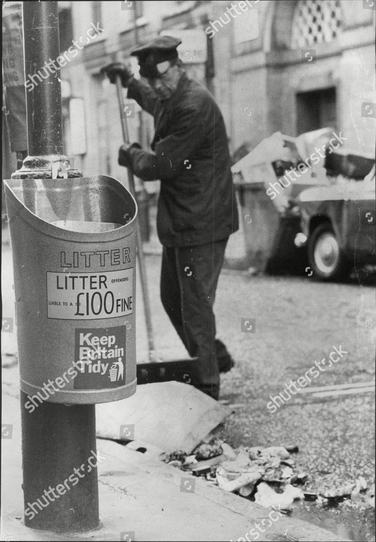 street sweeper fine