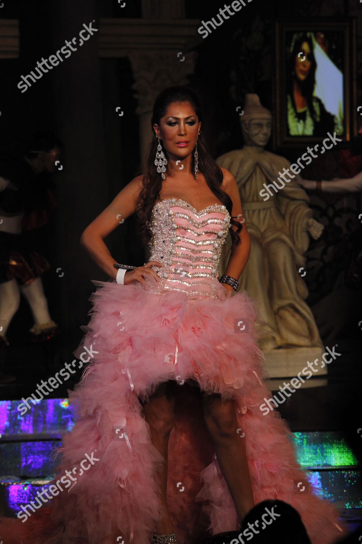 Transvestite evening dress agree, rather