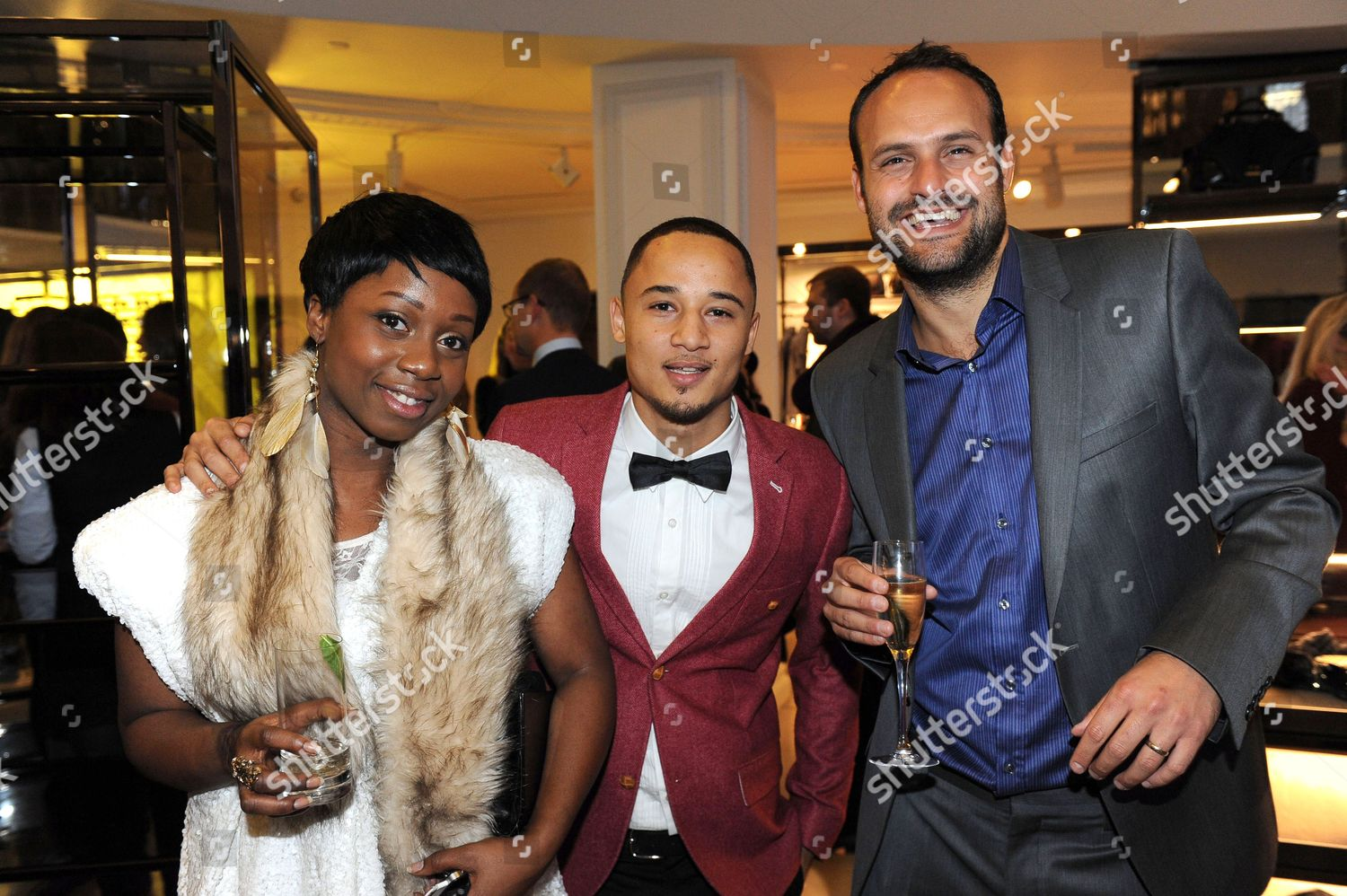 Stock photo of The 1000, Evening Standard London's Most Influential People launch party, London, Britain - 07 Nov 2012