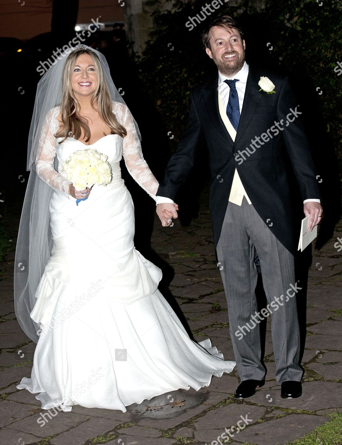 Victoria Coren David Mitchell Editorial Stock Photo Stock