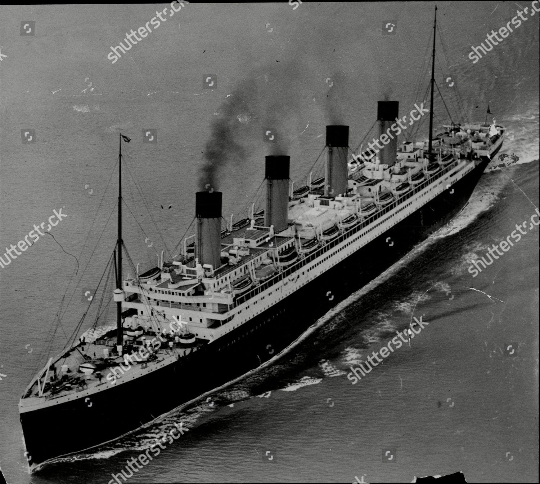 Rms Olympic: Rms Olympic Transatlantic Ocean Liner Lead Ship Editorial