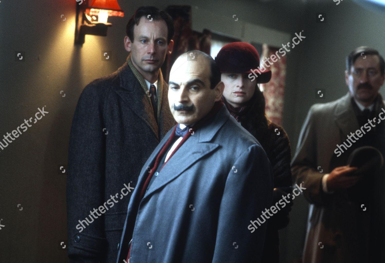Hercule Poirots Christmas.David Suchet Hercule Poirot Editorial Stock Photo Stock