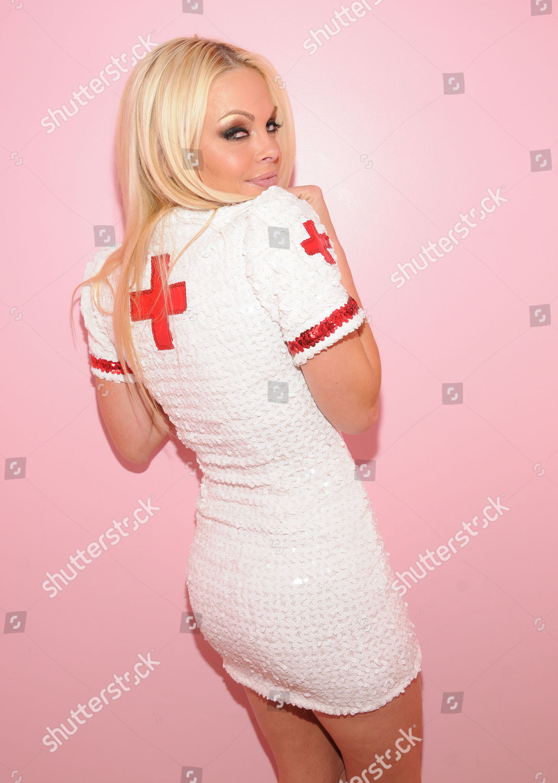 Pity, that nurse uniform hustler