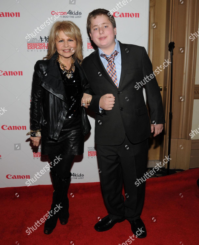 Stock photo of Canon U.S.A. Inc. 14th Annual Benefit Fundraiser at the Bellagio, Las Vegas, America - 09 Jan 2013