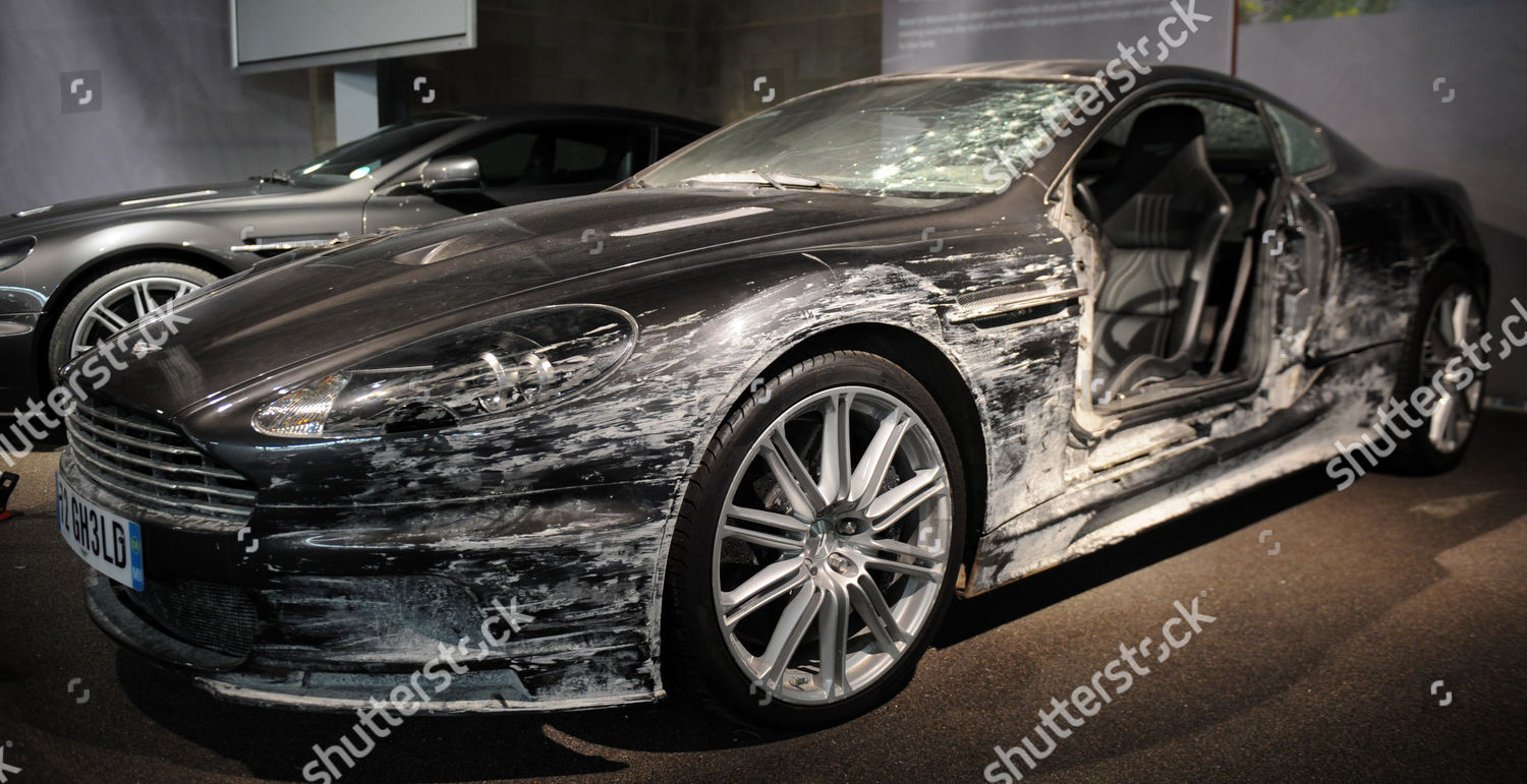 New Bond Motion Exhibition National Motor Museum Editorial Stock Photo Stock Image Shutterstock