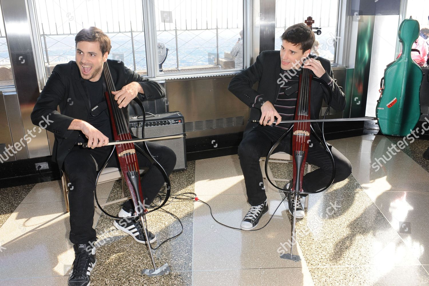 How Tall Is Stjepan Hauser