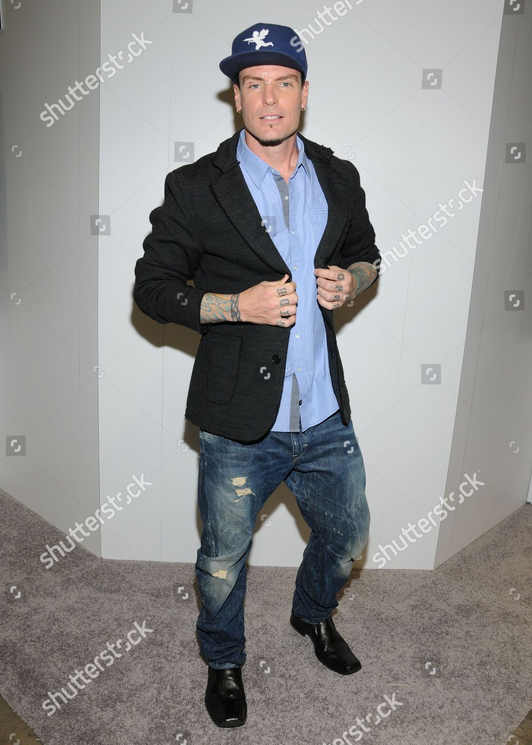 Vanilla Ice Editorial Stock Photo - Stock Image | Shutterstock