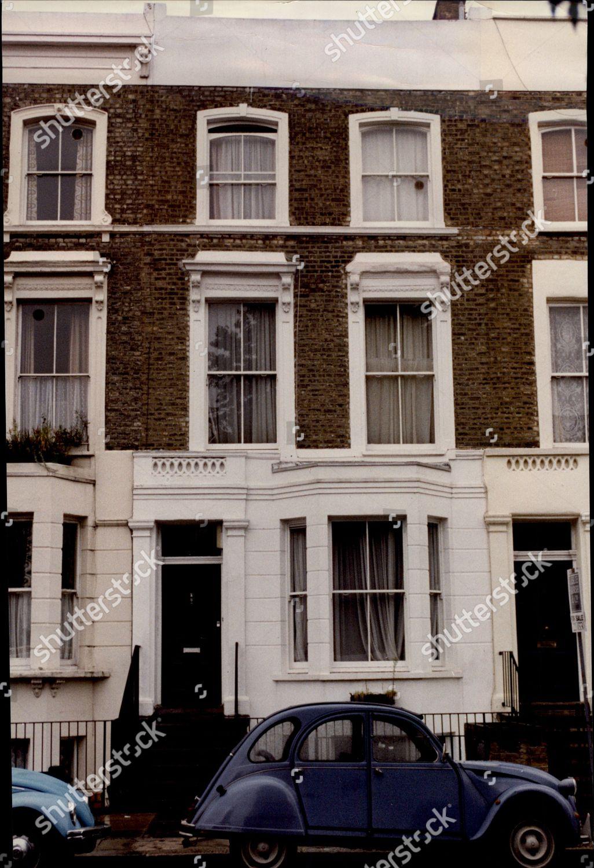 Notting Hill Ladbroke Grove hostel home svetlana peters daughter stalin 280 editorial