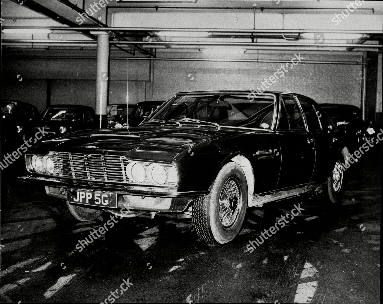 Aston Martin Lagonda V8 Prototype Editorial Stock Photo Stock Image Shutterstock