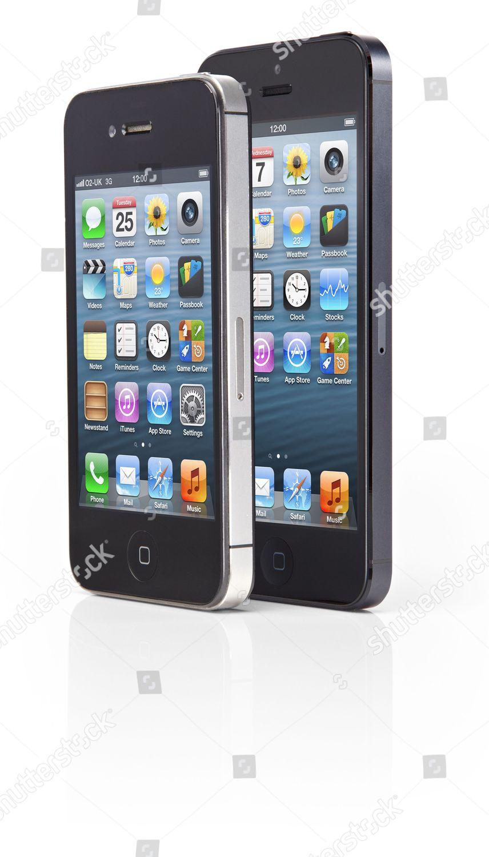 Apple iPhone, iPad And iPod Studio Shoot
