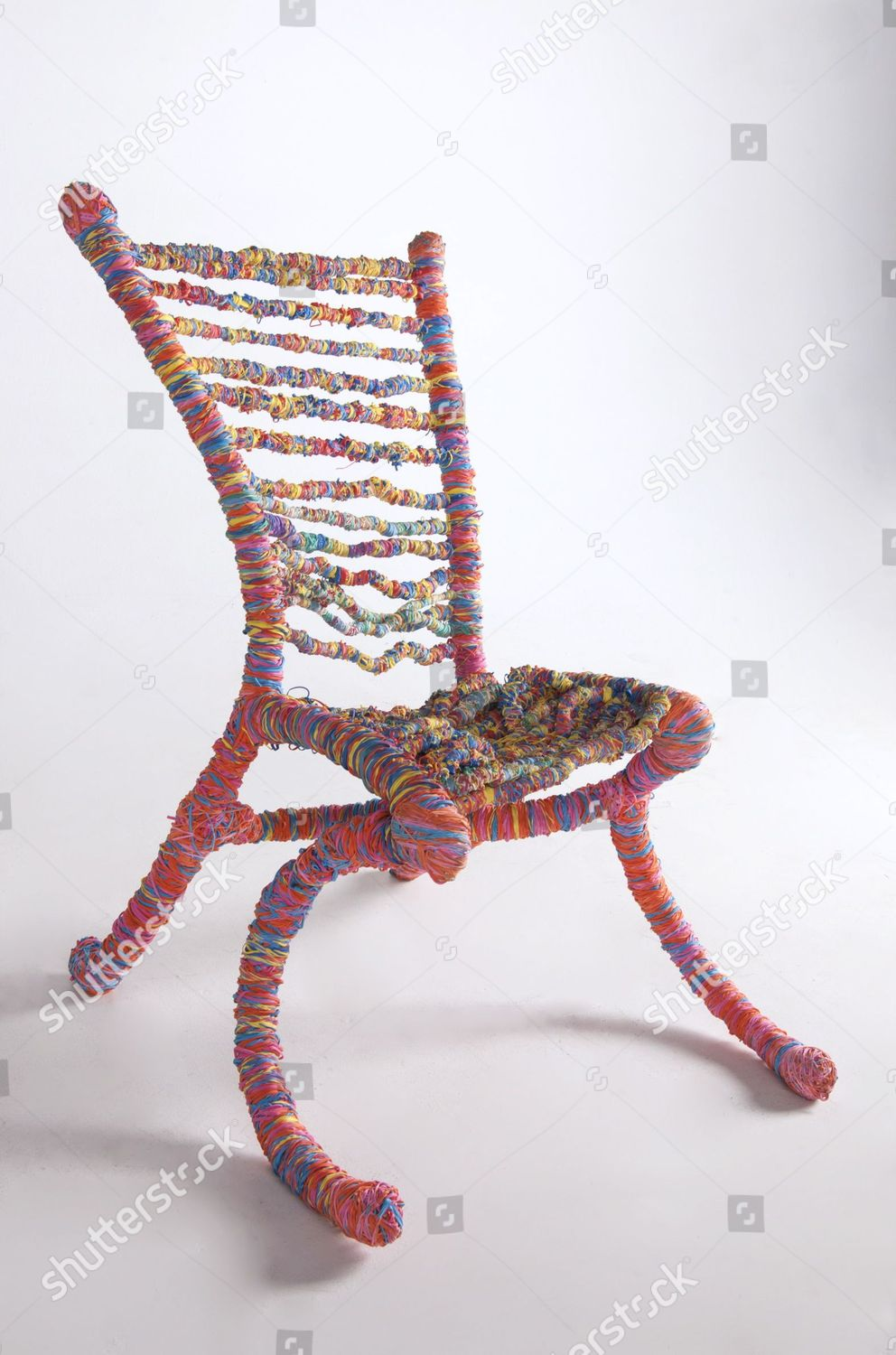 Rubber Band Chair Editorial Stock Photo Stock Image Shutterstock