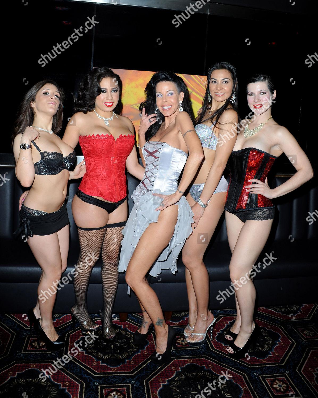 Tabitha Stevens Ricks Cabaret Girls Editorial Stock Photo Stock